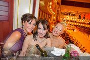 Opernball 2014 - das Fest - Staatsoper - Do 27.02.2014 - Gitta SAXX, Anna Maria KAUFMANN36