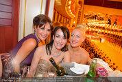 Opernball 2014 - das Fest - Staatsoper - Do 27.02.2014 - Gitta SAXX, Anna Maria KAUFMANN37
