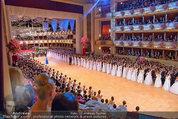 Opernball 2014 - das Fest - Staatsoper - Do 27.02.2014 - Er�ffnung39