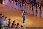 Opernball 2014 - das Fest - Staatsoper - Do 27.02.2014 - Er�ffnung41