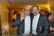 Opernball 2014 - das Fest - Staatsoper - Do 27.02.2014 - DJ �tzi Gerry FRIEDLE, Johann LAFER43