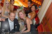 Opernball 2014 - das Fest - Staatsoper - Do 27.02.2014 - Oliver POCHER, Richard LUGNER, Kim KARDASHIAN, Kris JENNER5