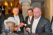 Opernball 2014 - das Fest - Staatsoper - Do 27.02.2014 - Situation um Schl�gerei Johannes B. KERNER, Begleiter, Ballgast60