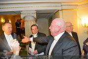 Opernball 2014 - das Fest - Staatsoper - Do 27.02.2014 - Situation um Schl�gerei Johannes B. KERNER, Begleiter, Ballgast61