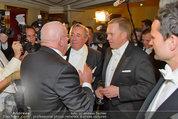 Opernball 2014 - das Fest - Staatsoper - Do 27.02.2014 - Situation um Schl�gerei Johannes B. KERNER, Begleiter, Ballgast67