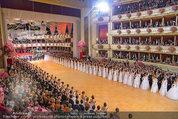 Opernball 2014 - das Fest - Staatsoper - Do 27.02.2014 - 8