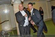 Opernball 2014 - das Fest - Staatsoper - Do 27.02.2014 - Situation um Schl�gerei Johannes B. KERNER, Begleiter, Ballgast86