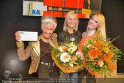 Model contest - Kaufpark Alt-Erlaa - Fr 28.02.2014 - die ersten 3 Pl�tze, Mitte: Siegerin Katja KIESLING203