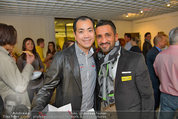 Model contest - Kaufpark Alt-Erlaa - Fr 28.02.2014 - Jiang Hang TANG, Fadi MERZA221