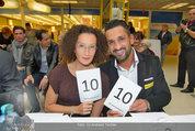 Model contest - Kaufpark Alt-Erlaa - Fr 28.02.2014 - Konstanze BREITEBNER, Fadi MERZA5