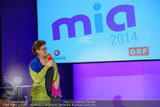 Mia Award 2014 - Studio 44 - Do 06.03.2014 - Christine MAREK226