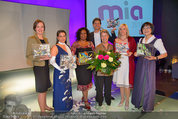 Mia Award 2014 - Studio 44 - Do 06.03.2014 - Gruppenfoto der Sieger mit Margit FISCHER254