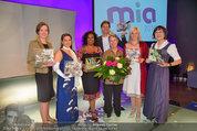 Mia Award 2014 - Studio 44 - Do 06.03.2014 - Gruppenfoto der Sieger mit Margit FISCHER255