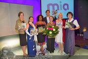 Mia Award 2014 - Studio 44 - Do 06.03.2014 - Gruppenfoto der Sieger mit Margit FISCHER256