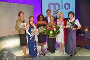 Mia Award 2014 - Studio 44 - Do 06.03.2014 - Gruppenfoto der Sieger mit Margit FISCHER257