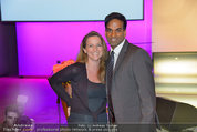 Mia Award 2014 - Studio 44 - Do 06.03.2014 - Sonja ZUMPFE, Ramesh NAIR77