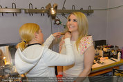 Musikantenstadl Probe - Arena Nova - Fr 07.03.2014 - Beatrice EGLI backstage3