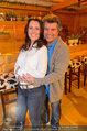 Musikantenstadl Probe - Arena Nova - Fr 07.03.2014 - Andy BORG mit Ehefrau Birgit44