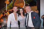 Dancing Stars - ORF Zentrum - Fr 07.03.2014 - Peter RAPP mit Tochter Roxanne, Vadim GARBUZOV15