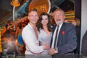 Dancing Stars - ORF Zentrum - Fr 07.03.2014 - Peter RAPP mit Tochter Roxanne, Vadim GARBUZOV17
