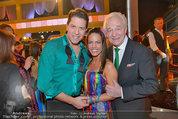 Dancing Stars - ORF Zentrum - Fr 07.03.2014 - Harald und Daniel SERAFIN, Roswitha WIELAND21