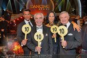 Dancing Stars - ORF Zentrum - Fr 07.03.2014 - Jury Balasz EKKER, H. NEDBAL, N. BURNS-HANSEN, T.SCH�FER-ELMAYE27