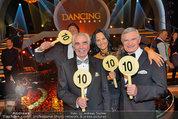 Dancing Stars - ORF Zentrum - Fr 07.03.2014 - Jury Balasz EKKER, H. NEDBAL, N. BURNS-HANSEN, T.SCH�FER-ELMAYE28
