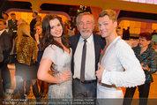 Dancing Stars - ORF Zentrum - Fr 07.03.2014 - Peter RAPP mit Tochter Roxanne, Vadim GARBUZOV38