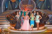 Dancing Stars - ORF Zentrum - Fr 07.03.2014 - Gruppenfoto der Dancing Stars4