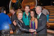 Dancing Stars - ORF Zentrum - Fr 07.03.2014 - Familie Harald, Mausi Ingeborg, Daniel SERAFIN, Roswitha WIELAND45