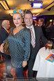 Dancing Stars - ORF Zentrum - Fr 07.03.2014 - Andrea BUDAY mit Freund Emmerich66