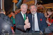 Dancing Stars - ORF Zentrum - Fr 07.03.2014 - Harald SERAFIN, Peter RAPP9