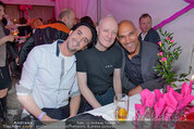 Promis against Cancer - Schreiberhaus - Sa 08.03.2014 - Josef WINKLER, Gerry HOWARD, Cyril RADLHER19