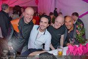 Promis against Cancer - Schreiberhaus - Sa 08.03.2014 - Andy LEE-LANG, Josef WINKLER, Gerry HOWARD, Cyril RADLHER20