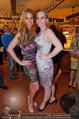 Promis against Cancer - Schreiberhaus - Sa 08.03.2014 - Yvonne RUEFF mit Schwester Jedida JELL28