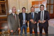 Vinaria Trophy 2014 - Palais Niederösterreich - Di 11.03.2014 - 112