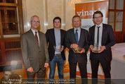 Vinaria Trophy 2014 - Palais Niederösterreich - Di 11.03.2014 - 113