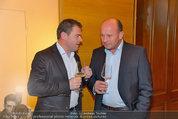 Vinaria Trophy 2014 - Palais Niederösterreich - Di 11.03.2014 - 12