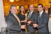 Vinaria Trophy 2014 - Palais Niederösterreich - Di 11.03.2014 - 141