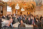 Vinaria Trophy 2014 - Palais Niederösterreich - Di 11.03.2014 - 16