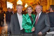 Vinaria Trophy 2014 - Palais Niederösterreich - Di 11.03.2014 - Erwin GOLDFUSS, Nadja MADER-M�LLER, Erwin PR�LL17