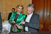Vinaria Trophy 2014 - Palais Niederösterreich - Di 11.03.2014 - Erwin GOLDFUSS, Nadja MADER-M�LLER18