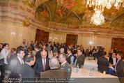 Vinaria Trophy 2014 - Palais Niederösterreich - Di 11.03.2014 - 19