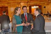 Vinaria Trophy 2014 - Palais Niederösterreich - Di 11.03.2014 - 21