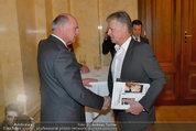 Vinaria Trophy 2014 - Palais Niederösterreich - Di 11.03.2014 - 8