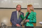 Vinaria Trophy 2014 - Palais Niederösterreich - Di 11.03.2014 - Heinz REITBAUER, Nadja MADER-M�LLER81