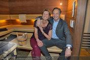 HOME-Depot Opening - Semperdepot - Mi 12.03.2014 - Desiree TREICHL-ST�RGKH mit Ehemann Andreas TREICHL1