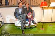 HOME-Depot Opening - Semperdepot - Mi 12.03.2014 - Desiree TREICHL-ST�RGKH mit Ehemann Andreas TREICHL5