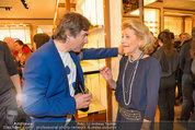 Ferragamo Store Opening - Ferragamo Shop - Mi 12.03.2014 - Hubertus HOHENLOHE, Giovanna FERRAGAMO104