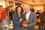 Ferragamo Store Opening - Ferragamo Shop - Mi 12.03.2014 - Stefan SCHOBESBERGER, Konstanze BREITEBNER11